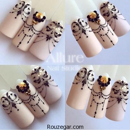 طراحی ناخن,طراحی ناخن ساده و شیک,طراحی ناخن عروس,طراحی ناخن,طراحی ناخن جدید,اموزش طراحی ناخن,طراحی ناخن با لاک,طراحی ناخن,طراحی ناخن پا