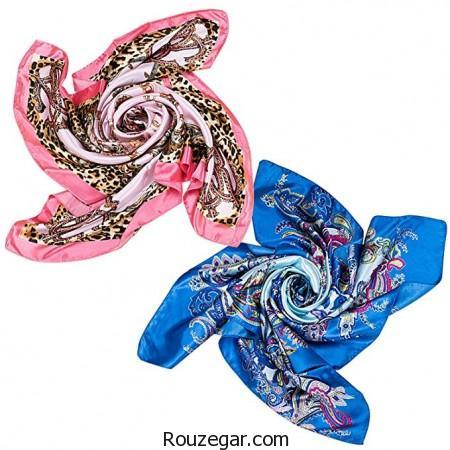 ژورنال زیباترین مدل روسری