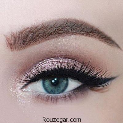 ترفندهای آرایشی برای داشتن چشمانی زیباتر