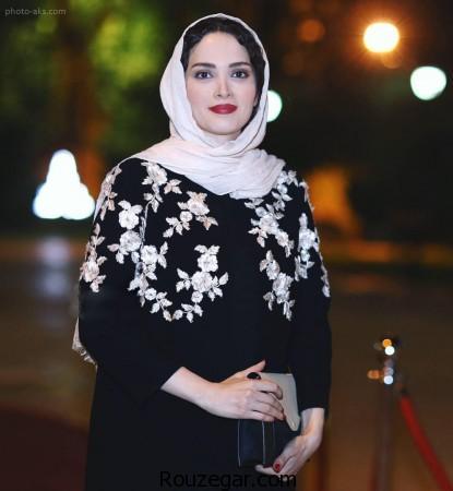 بهنوش طباطبایی از اردیبهشت شیراز میگوید