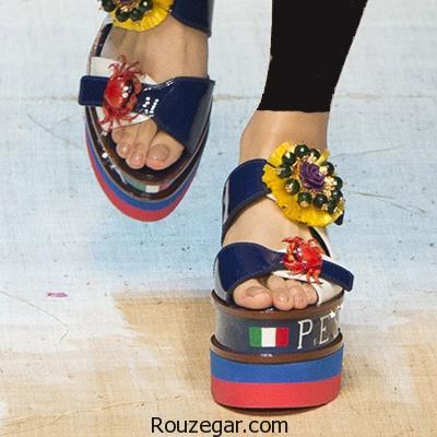 مدل کفش زنانه راحتی