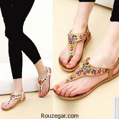 کفش تابستانی دخترانه 2015 مدل کفش راحتی دخترانه کفش تابستانی مردانه