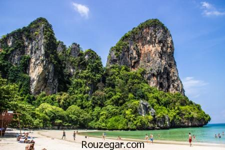 25 مکان دیدنی و خفن تایلند