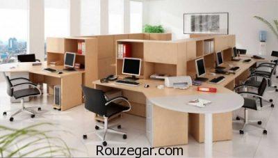 مدل اتاق کار