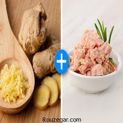 8 ترکیب غذایی معجزه آسا برای چربی سوزی و لاغری