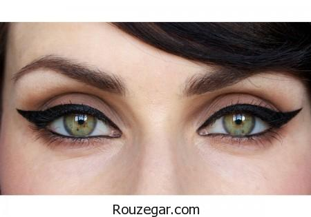 8 گام برای درشت جلوه دادن چشمان ریز،آرایش چشم ریز مشکی،آرایش چشم ریز و پف دار،آرایش چشم ریز و گود،چشم درشت ترین دختر دنیا،آرایش چشم های درشت،درشت کردن چشم با عمل جراحی،خط چشم برای چشمهای بادامی،درشت کردن چشم با ارایش