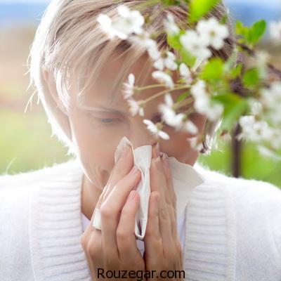 اگر آلرژی بهاره دارید مصرف این مواد ممنوع