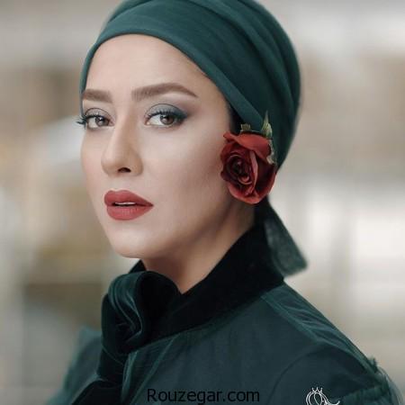 مدل لباس خاص بهاره کیانافشار در روز تولدش,بهاره کیانافشار
