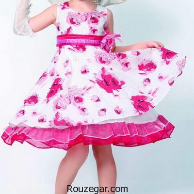 شیک ترین و جدیدترین مدلهای لباس بچگانه دخترانه
