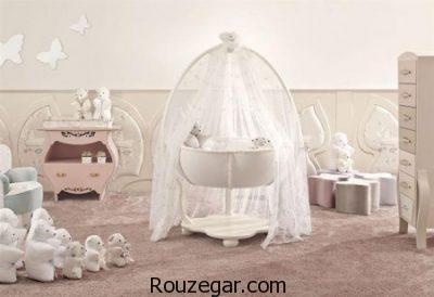 زیباسازی اتاق کودک
