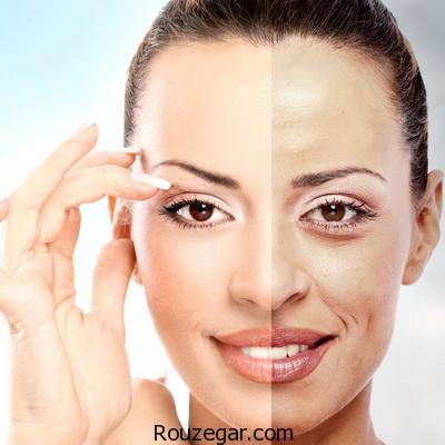 معرفی مواد طبیعی با خاصیت فوق العاده برای آبرسانی پوست