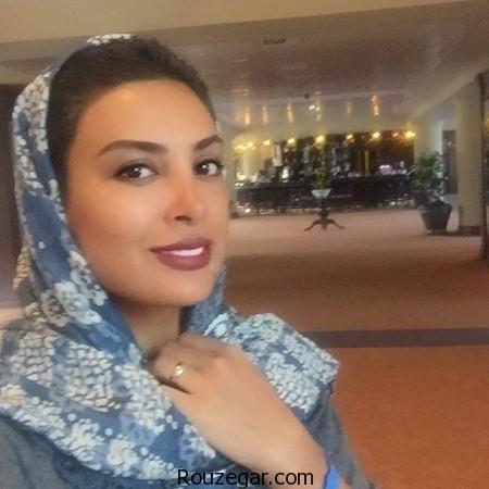حدیثه تهرانی به همراه خواهرش,حدیثه تهرانی