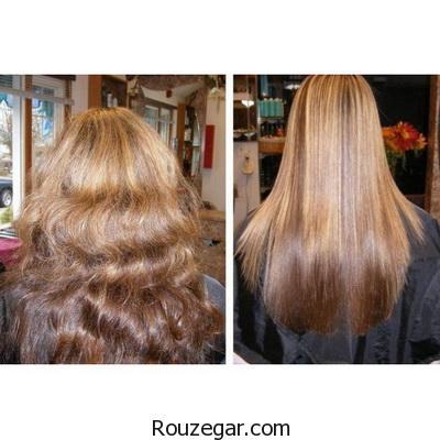 دانستنی هایی برای کراتینه کردن مو