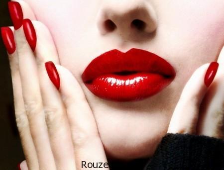 آرایشی زیبا با رژ لب قرمز + عکس،رژ لب قرمز مخملی،رژ لب قرمز مات،رژ لب قرمز خوشرنگ،رژ لب قرمز بلانش،رژ لب قرمز گوجه ای،رژ لب زرشکی مات،رژ لب قرمز تیره،رژ لب صورتی