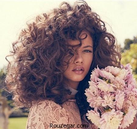 روش هایی برای حجیم کردن موهای کم پشت