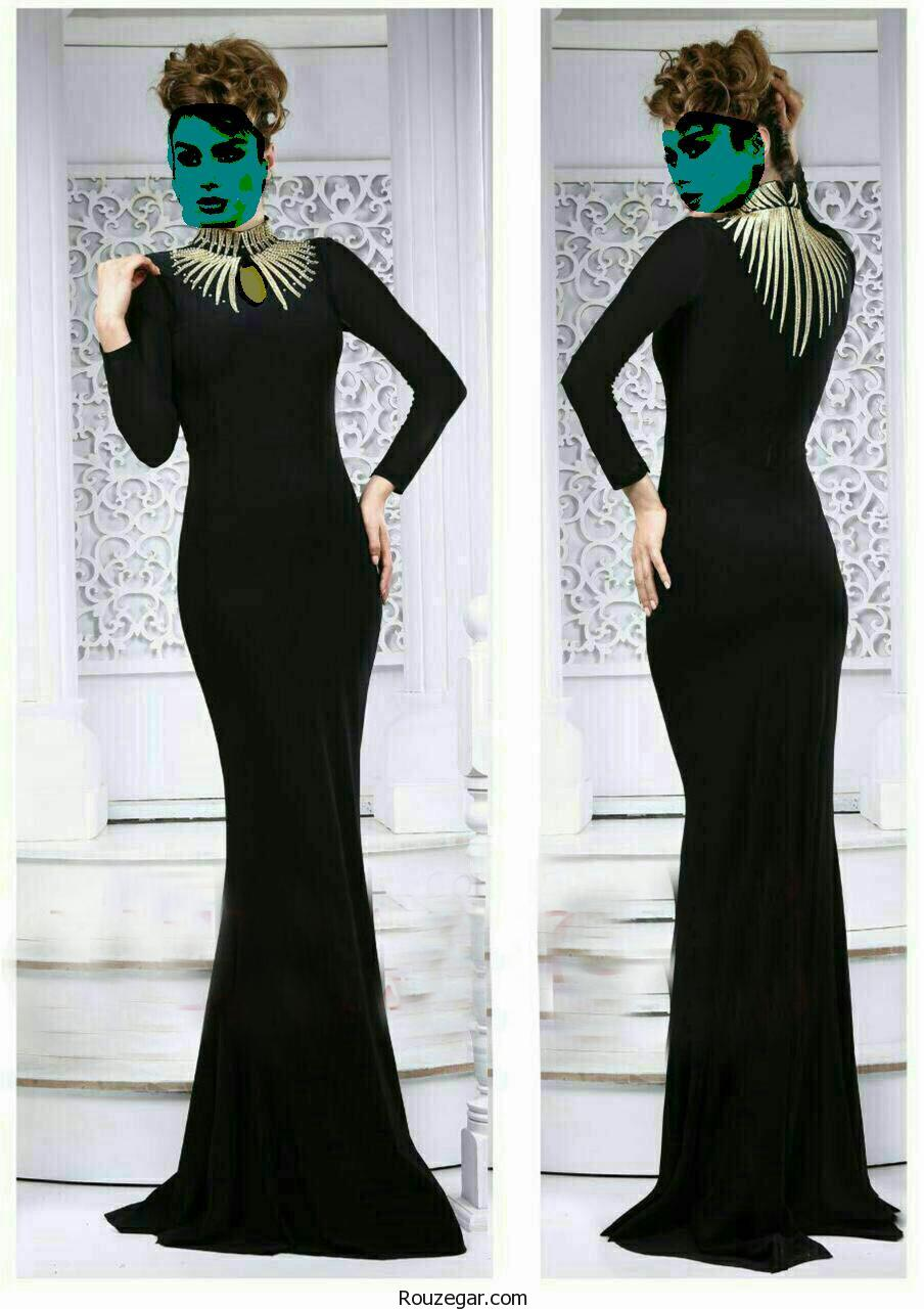 مدل لباس ماکسی پوشیده مجلسی + شیکترین و جدیدترین مدل های لباس شب و ماکسی زنانه بلند و آستین دار2017،مدل ماکسی عربی،مدل لباس ماکسی گیپور،مدل ماکسی ساده،مدل ماکسی ریون،مدل ماکسی شیک،مدل ماکسی پوشیده،مدل ماکسی کردی،مدل لباس ماکسی دخترانه