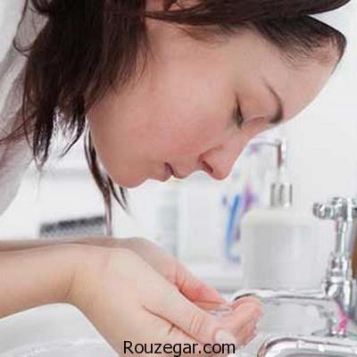 راهی برای داشتن پوستی صاف در کوتاه مدت