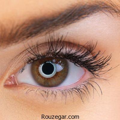علت پریدن پلک چشم