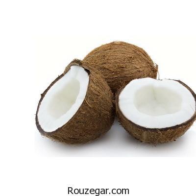 مزایای شیر نارگیل برای مو