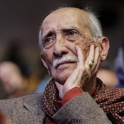 بستری شدن داریوش اسدزاده در بیمارستان
