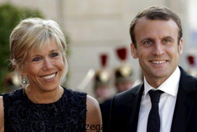حقایقی جالب از امانوئل ماکرون رییس جمهور جدید فرانسه،امانوئل ماکرون،همسر امانوئل ماکرون