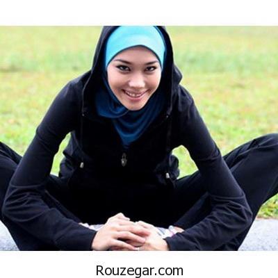 نرمش کردن در ماه رمضان
