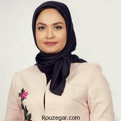 ازدواج فریبا باقری مجری تلویزیون