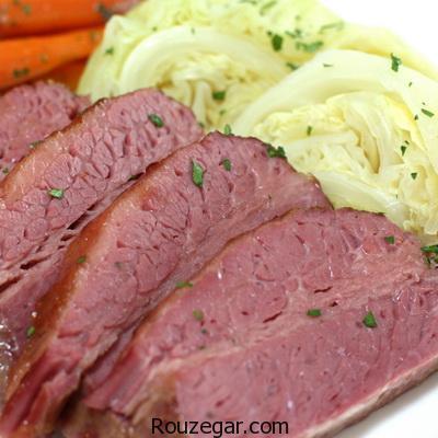 دانستنی هایی درباره گوشت قرمز