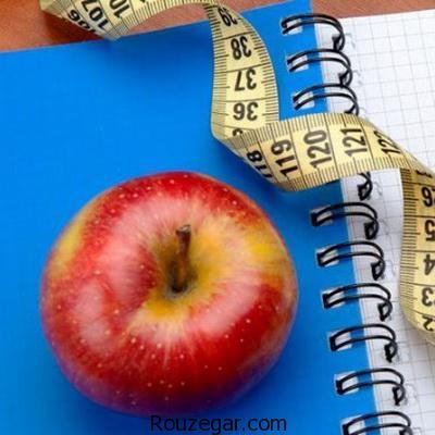 کاهش وزن با شیر کم چرب