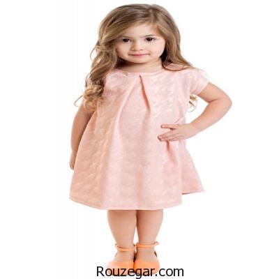 مدل لباس دخترانه بچگانه