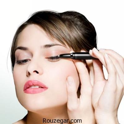 راهنمای آرایش چشم