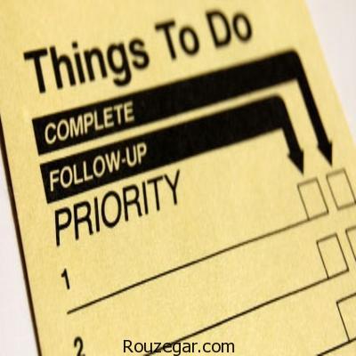 راهنمای کوتاه مدیریت زمان برای کارهای به تعویق افتاده