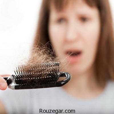 ریزش مو را جدی بگیرید