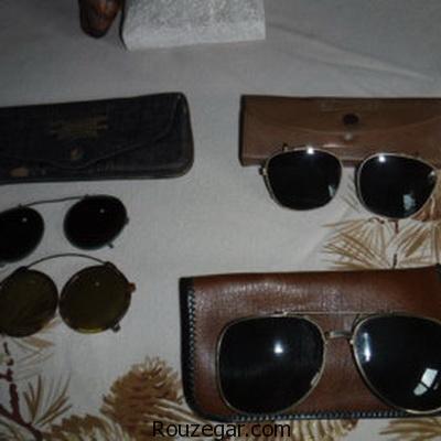 چه عینک آفتابی انتخاب کنیم؟