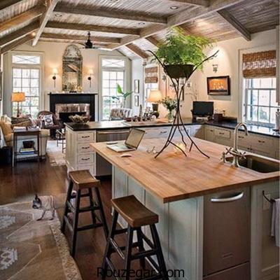 نحوه تزیین دکوراسیون آشپزخانه