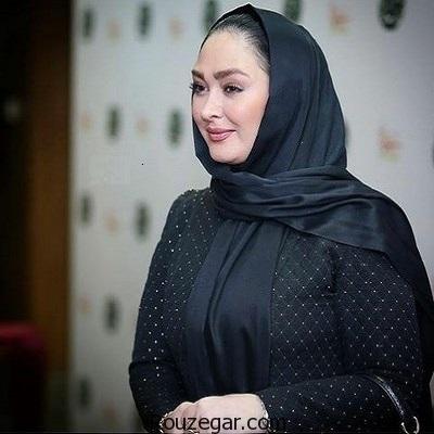 الهام حمیدی قبل و بعد از گریم سریال سرزمین کهن+ عکس