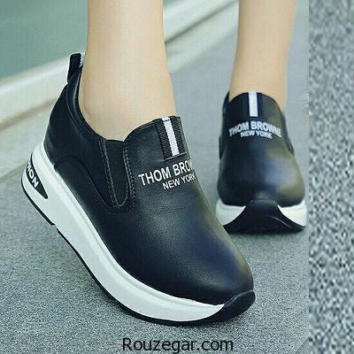 گالری جدیدترین مدل کفش زنانه و دخترانه 1396