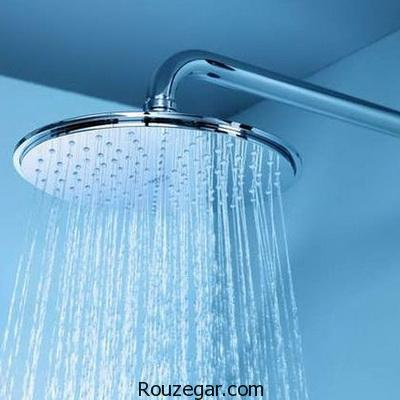 دوش آب سرد بهتر است یا دوش آب گرم؟