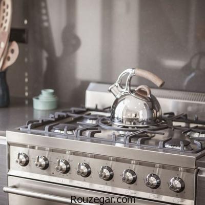 روش هایی برای تمیز کردن گاز