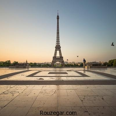 گالری زیباترین عکس ها از پاریس