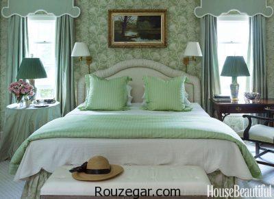 راهکارهای ایجاد آرامش در فضای اتاق خواب