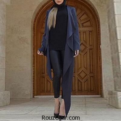 جدیدترین و شیک ترین مدل مانتو دخترانه تابستانی1396- 2017