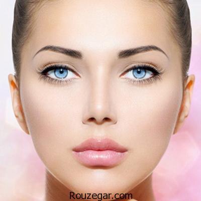 گامی برای داشتن لبهای صورتی بدون آرایش