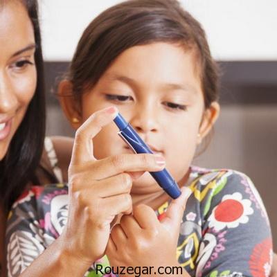 6 علامت خطر مبتلا به دیابت در کودکان