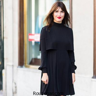 نکاتی برای پوشیدن لباس مشکی