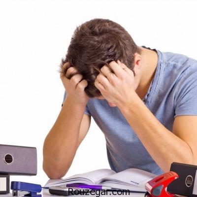 راهکارهایی برای از بین بردن استرس شغلی