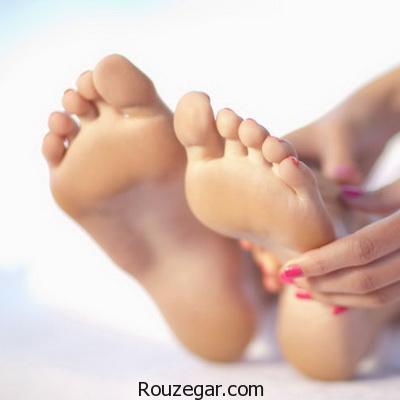 روشهایی برای رفع خستگی پاها