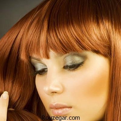 چه رنگ مویی به صورتتان می آید