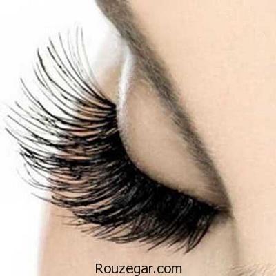 ترفندی آرایشی برای درشت تر نشان دادن چشم