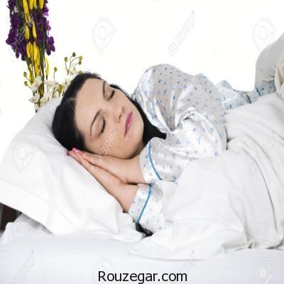 داشتن چهره ای زیبا پس از خواب
